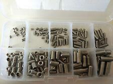 200Pcs Helicoil Stainless Steel Thread Repair Insert Assortment Kit M3 M4 M5 M6