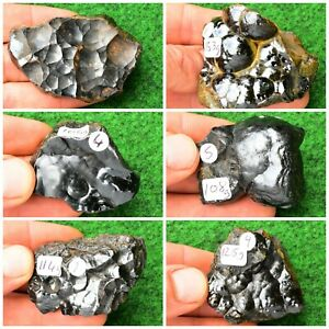 Haematite Natural Raw Iron Ore Crystal Mineral Pick From 13 Grounding 5G UK BUY✔