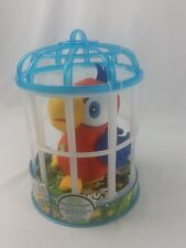Club Petz Funny Charlie Funny Talkie Electronic Pet Parrot with Cage