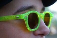 c480b036e76 Neon Green Handmade Glasses EU   FDA OK 4 Ur Prescription Hot