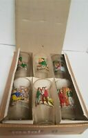 Vintage Rastal Glasses Hahn Air Force Base Germany NCO Club Memorabilia