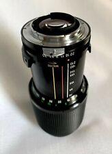 Vivitar Series 1 Nikon 70-210mm f/1:3.5 Macro Auto Zoom Lens