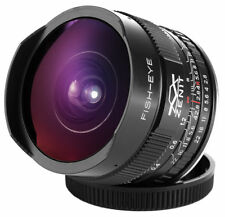 Lens Zenit MC Zenitar-N 16mm F/2.8 Fisheye for Nikon new design