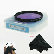 52MM FLD Fluorescent Filter For NIKON D5100 D5000 D3100 D3000 D90 D80 D300