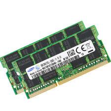 Samsung 16GB 2x8GB 2RX8 EP3L-12800E DDR3L-1600 1.35V CL11 204 PIN ECC Server RAM