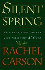 SILENT SPRING by Rachel Carson a paperback book FREE USA SHIPPING environment