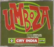Umboza - Cry India - CDM - 1995 - House 6TR