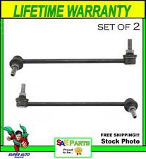 *NEW* SET Heavy Duty K80255 & K80256 Suspension Stabilizer Bar Link Kit Front