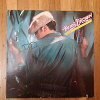 PETER BROWN STARGAZER PROMO 1979 NM Vinyl LP VG Record Cover Drive 108
