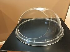 """*Cal-Mil 301-15 Turn N Serve 15"""" Gourmet Acrylic Tray Cover INTERIOR DOME ONLY**"""