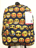 Justice Smiley Face  Backpack NWT!