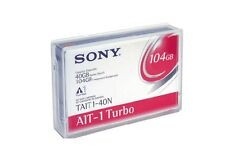 données Cartouche SONY TAIT1-40N AIT-1 Turbo 40GB/104GB