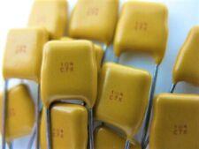 5 x 0.001uF  50V ceramic  condenser 1nF capacitor 5 pcs x 1000 pF