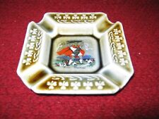 Vintage Finn Mac Cool Collectible Ash Tray Made in Ireland
