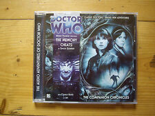 Doctor Who The Memory Cheats, Companion Chronicles 2011 Big Finish audio book CD