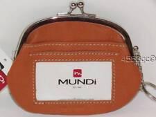 MUNDI LADIES LEATHER LARGE COIN PURSE WALLET