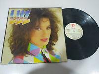 """LUZ CASAL Light First Disk 1982 Sapphire - LP vinyl 12 """" VG/G Dg"""