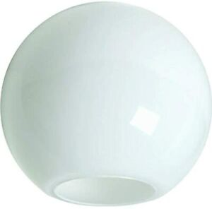 "KastLite 14"" Acrylic Lamp Post Globe with 5.25"" Neckless Opening"