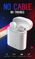 *NEW* Bluetooth wireless earphones  stereo earbuds for iOS and android.