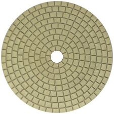 7 Inch 800 Grit Diamante Italia Wet Polishing Pad