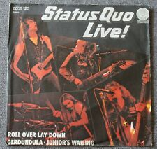 Status Quo, live ! , SP - 45 tours Germany