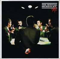 M - The Official Secrets Act (LP, Album) Vinyl Schallplatte - 38905