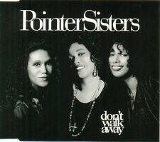 POINTER SISTERS - Don't walk away 4TR CDM 1993 RnB / SWING / Holland Print