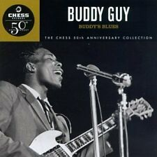 Buddy Guy - Buddy's Blues (Chess 50th Anniversary Collection) [New CD]