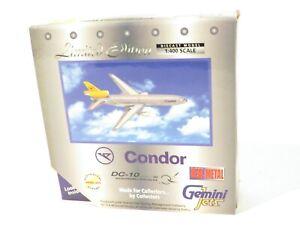 Gemini Jets GJCFG210 Scale 1:400 Condor DC-10 McDonnell Douglas
