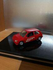 Renault clio Coca-Cola sólido 1/43