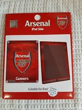 ARSENAL IPAD SKIN FOR 2ND 3RD 4TH GENERATION PROTECTIVE