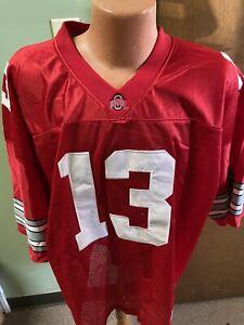 Ohio State Buckeyes NCAA # 13 Colosseum Athletics Men's Jersey Size 2XL