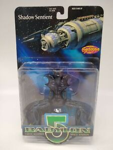 Rare Babylon 5 Shadow Sentient Previews Exclusive Figure - Factory Sealed