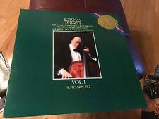 Yo-Yo Ma,J.S.Bach-Unaccompanied Cello Suites,Volume 1,  LP
