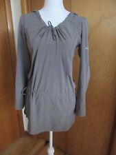 Women's Columbia Titanium long no zip jacket size S