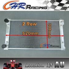 Aluminum Radiator for VW GOLF MK1 MK2 GTI/SCIROCCO 1.6 1.8 8V Manual NEW