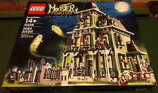 Lego Monster Fighters Haunted House 10228 Brand New Factory Sealed *Retired*