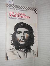 CHE GUEVARA DIARIO IN BOLIVIA Fidel Castro Feltrinelli 1993 storia contemporanea