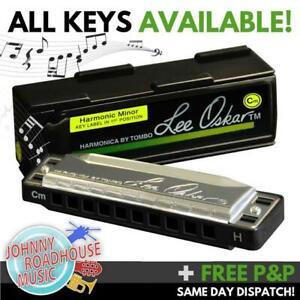 Lee Oskar Harmonica - Harmonic Minor (All Keys) - Blues/Rock/Country/Pop/Folk!