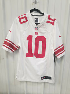 NWT Nike On Field ELI MANNING New York Giants Jersey - SIZE SMALL Free Shipping