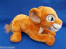 Nala Soft Toy Plush Lion King Cuddly Teddy Disneyland Paris