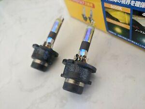 Philips Ultinon D2R HID Flash Yellow Bulbs 3000K Genuine OEM 85126YX 85126 D2S