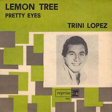 "TRINI LOPEZ – Lemon Tree (1965 VINYL SINGLE 7"" DUTCH ENVELOPPE COVER)"