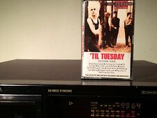 'TIL TUESDAY Welcome Home - Cassette Tape USA 1986 - TESTED!