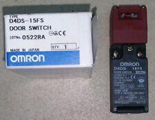 D4DS-15FS Omron Door Switch / Interruptor de puerta D4DS 15FS