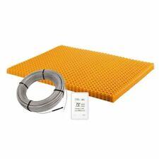 Schluter Ditra-Heat-E-Kit - 26.7 Sq. Ft. Heated Area - Radiant Floor Heating Kit