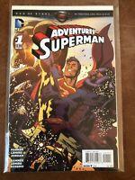 Adventures of Superman 1 High Grade Comic Book A7-199