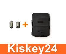 Schlüssel Gehäuse Abdeckung für OPEL MERIVA CORSA C COMBO ASTRA + 2xTaster