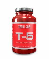 X10 tubs ZEON LABS T5 / METABOLISM BOOSTERS / FAT STRIPPERS / ZION LABS