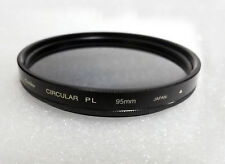 95mm Professional Circular Polarizer Filter C-PL Kenko - Tokina Made in Japan